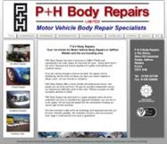 P & H Body Repairs http://www.phbodyrepairs.co.uk