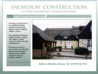 Snowdon Construction www.snowdonconstruction.co.uk